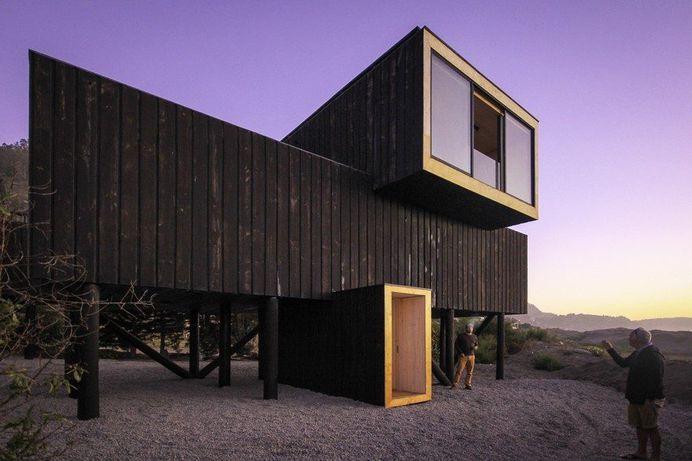 Chilean beach house, Puertecillo House, 2DM Arquitectos
