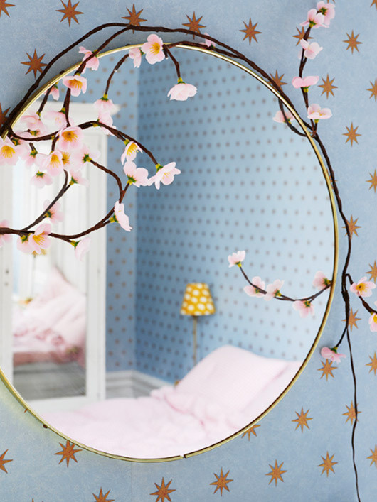 amanda rodriguez styling mirror #interior #design #decor #deco #decoration