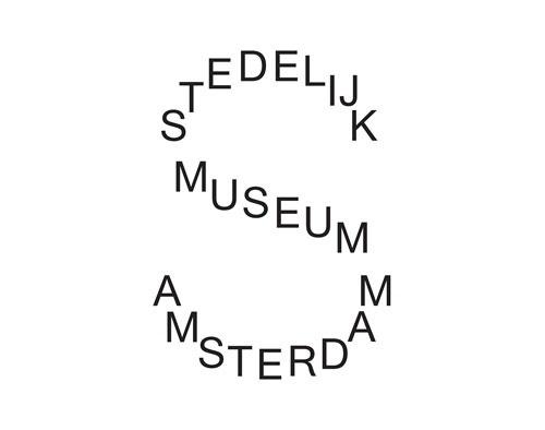 Stedelijk Museum | Logo Design Love #stedelijk #museum #deursen #van #linda #amsterdam #mevis