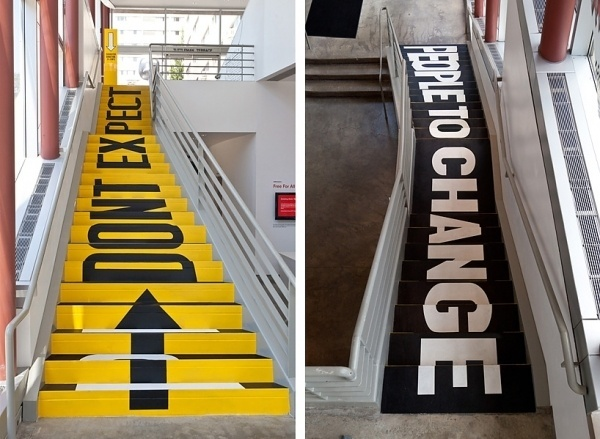 sagmeister & walsh interview and recent work #yellow #black