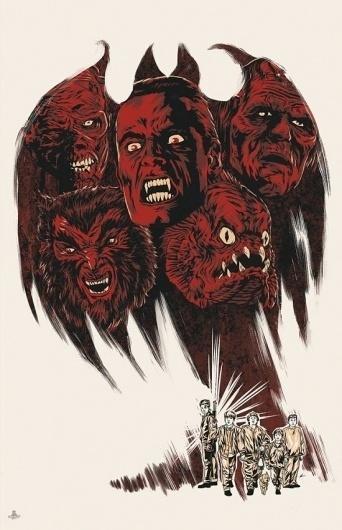 The Monster Squad – Phantom City Creative | /Film #poster