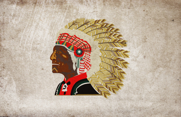 American Indian #creative #indian #graphic