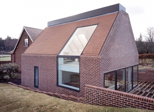 Bell-Simpson House | Nord Architecture #houses #architecture #roofs