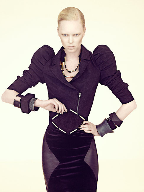 Henrik_Adamsen_Zink_September_2010_03 #fashion #photography
