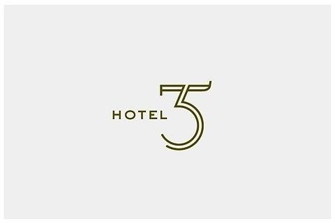 FFFFOUND! | kyle poff - Krop Creative Database #35 #symbol #elegant #logogram #hotel