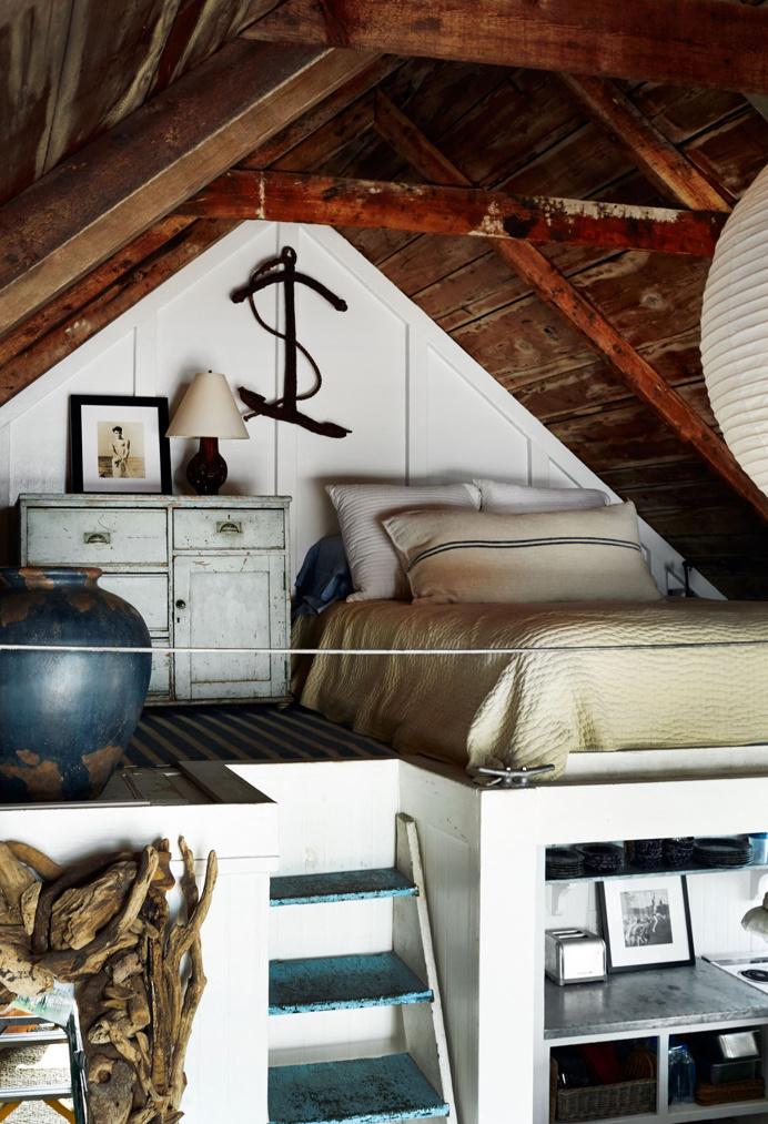 #interior #attic #wooden