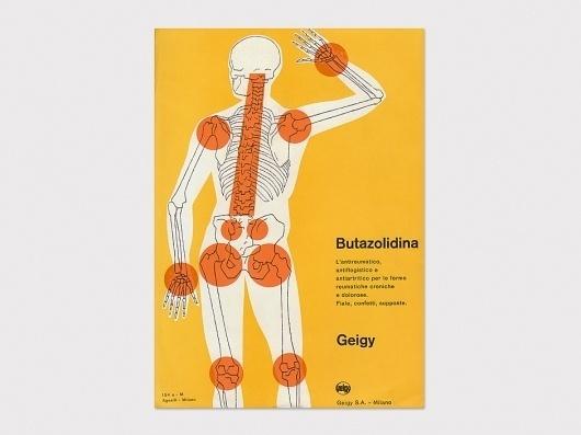 Display | Butazolidina 1 Geigy | Collection #geigy #butazolidina