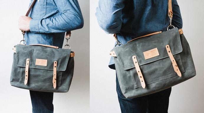 Case Study: Messenger Bag by Ugmonk   #bag