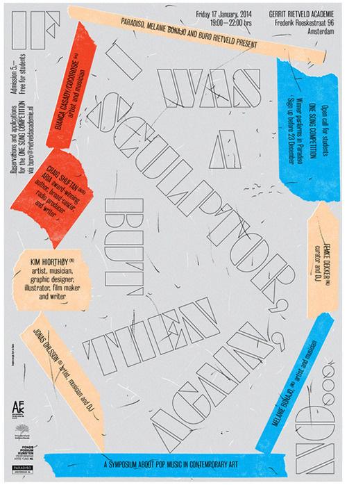 Bart de Baets #print #poster
