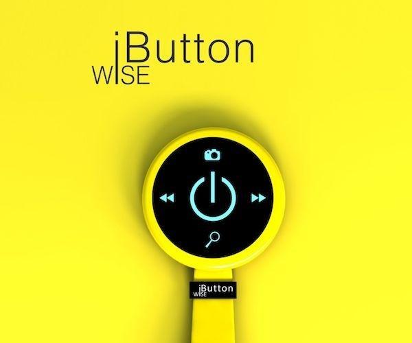 Wise Button #gadget
