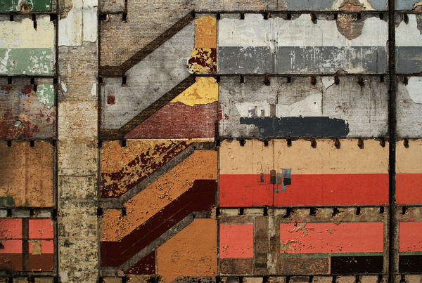 Wall #urban #decay #colors #architecture #wall