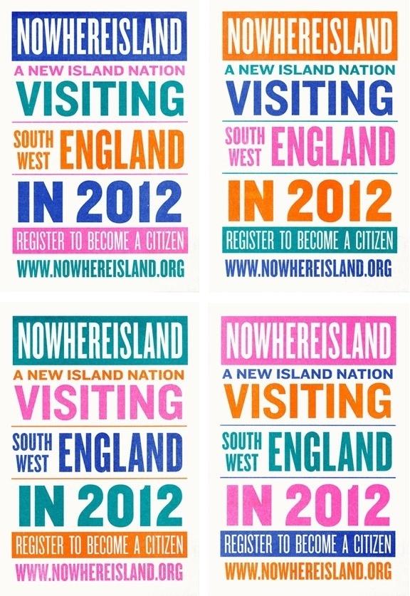 Fraser Muggeridge studio: Identities #situations #identity #poster #woodblock #type