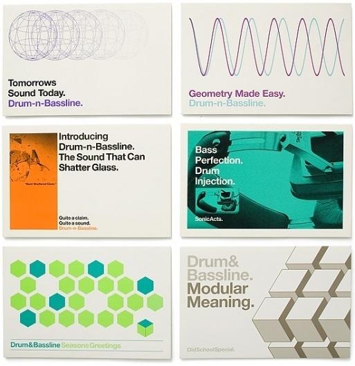 Paradiso / Drum & Bassline - Experimental Jetset #flyer #experimental #jetset #helvetica #typography