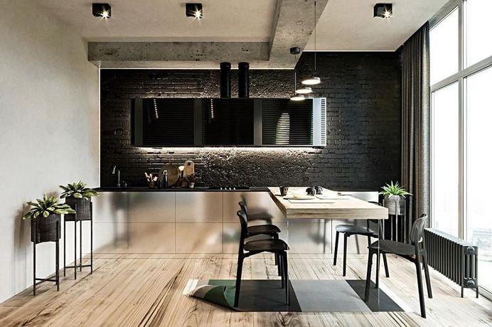 Cactus Loft Apartment for a Drummer / Zooi Studio