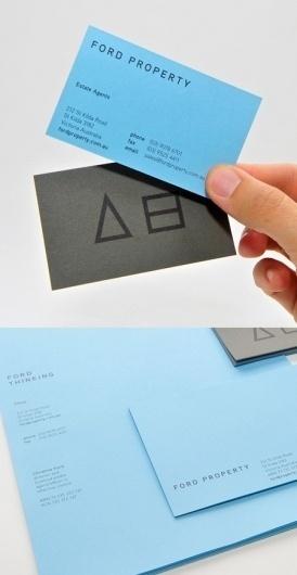 Sweet Creative | AisleOne #ford #property #print #design #identity #minimal #stationery