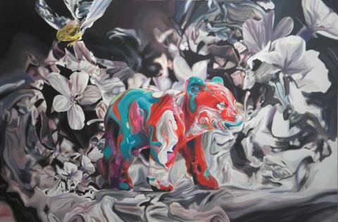 Jesus Angel Bordetas | PICDIT #color #paint #colour #painting #art #animal