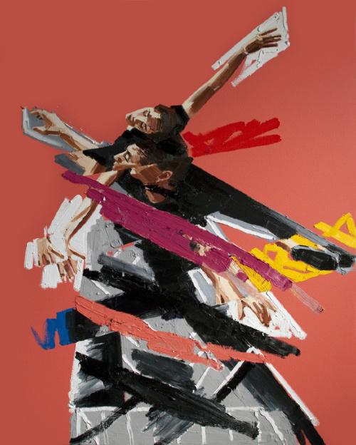 Erik Olson   PICDIT #vibrant #glitch #painting #art #colour