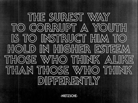 The Wild International #quote #print #typography