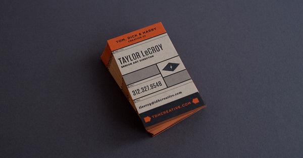 SerialThriller™ #type #design #businesscard