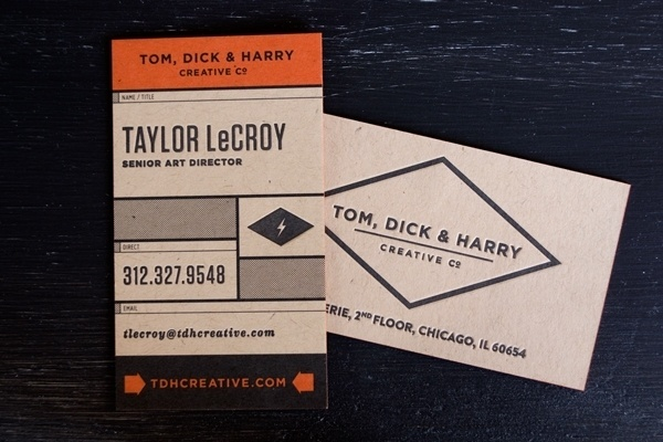 Tom dick and harry chicago