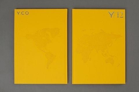 KentLyons :: Y.CO #logo #print #identity #branding