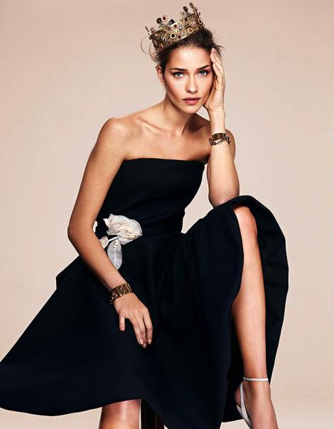 Ana Beatriz Barros by Emre Dogru for L'Officiel Turkey #fashion #model #photography #girl