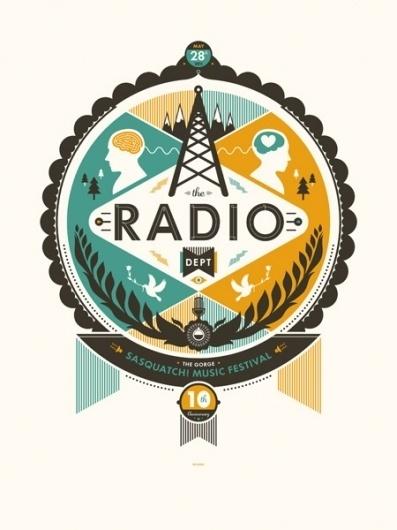 GigPosters.com - Radio Dept., The