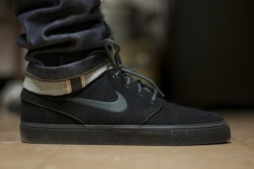 slyAPARTMENT #foot #nike #black #shoe