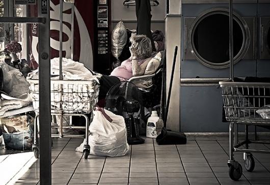 Californication on Photography Served #washing #photography #lady