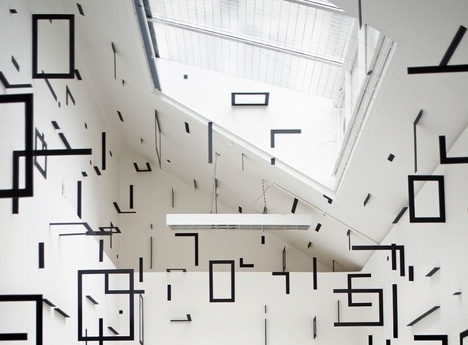 What I Don't Know About Space - but does it float #esther #stocker #installation