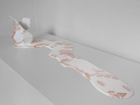 Livia Marin | PICDIT #spatter #design #sculpture #art