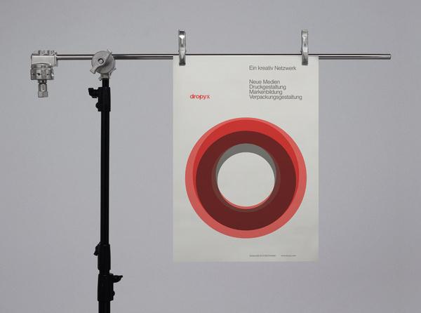 Showcase — Six — Dropyx #grid #overprint #minimal #poster