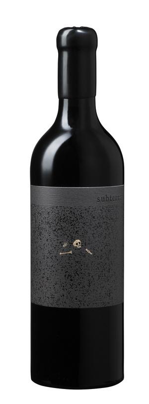 Subterra Cabernet Sauvignon Packaging ~ Wine Label ~ Auston Design Group