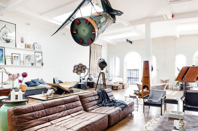 The Loft - conceptual pop-up store by The Playing Circle - www.homeworlddesign. com (3) #interior #loft #pop-up #design #interiors #store #furniture #amsterdam