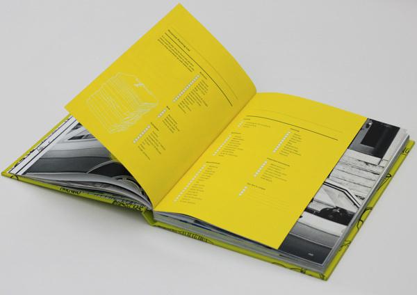 Flatmate's Handbook #typography #type #book design #yellow #list #rules #tip #ins