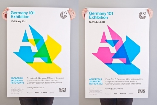 The International Office #101 #design #graphic #germany #exhibition #poster