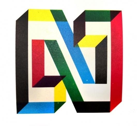 DesignInspiration #overlap #trademarks #color #symbols #escher #squares
