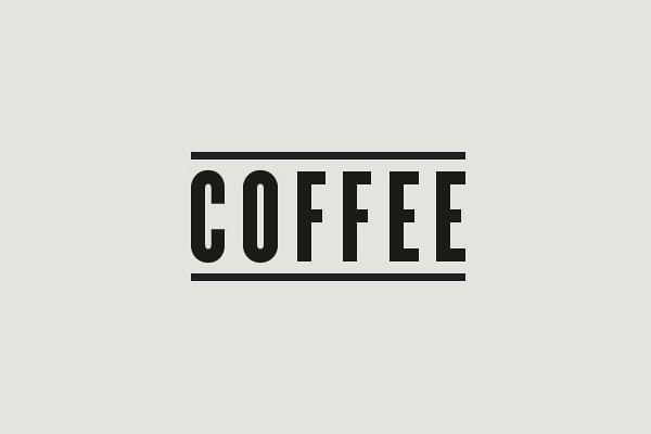 Coffee Agency on Behance #logo