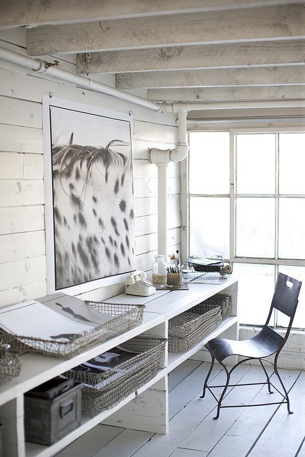 CJWHO ™ (Loft Studio, Atlanta of Rob Brinson & Jill Sharp...) #loft #design #interiors #atlanta #penthouse #architecture #studio