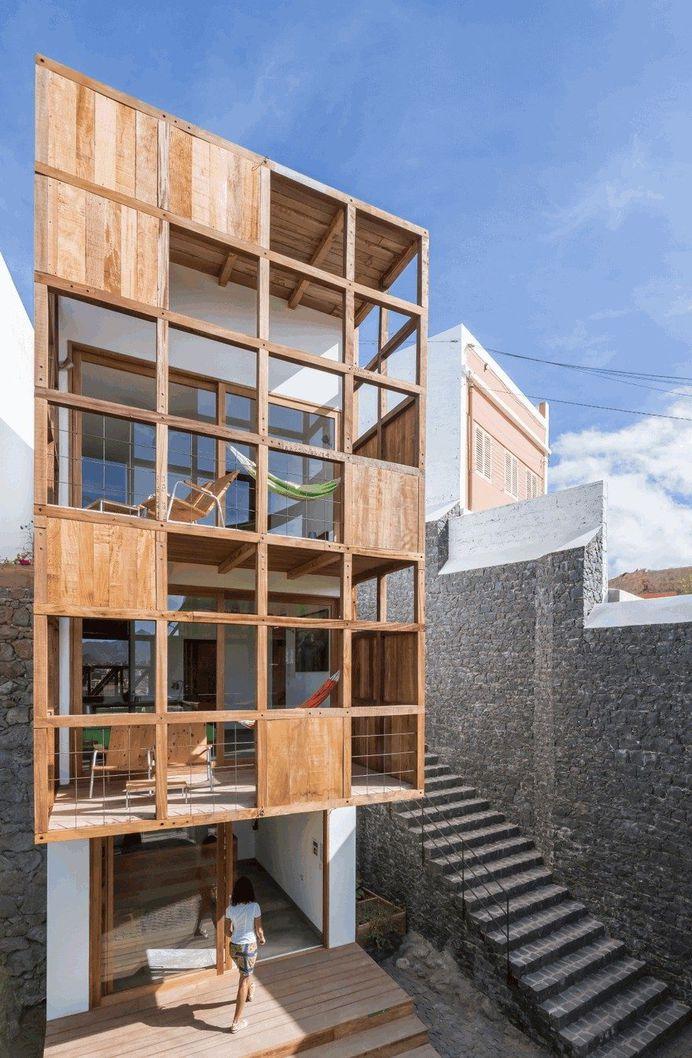 Eco-Friendly Hotel Designed for Trekking Lover 4