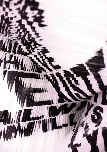 A L I D A _ R O S I E _ S A Y E R _ t h e r e _ i s _ n o _ w h y #text #experimental #sayer #alida #rosie #typography