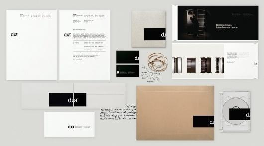 dua collection / Raffael Stüken / Büro für Grafik Design #layout #design #branding