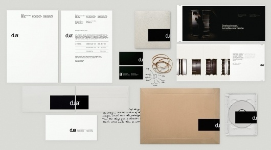 dua collection / Raffael Stüken / Büro für Grafik Design
