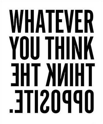 Whatever You Think Think The Opposite | Shiro to Kuro #opposite
