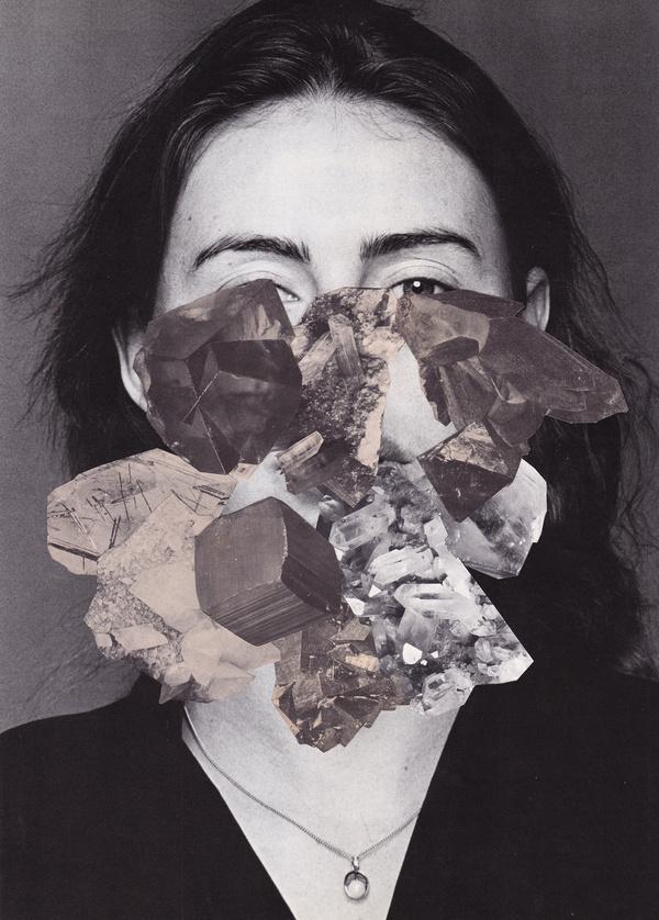 Jesse Draxler | Foragepress.com #cluster #face #poster