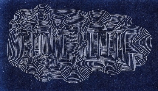 Friends of Type #illustration #handdrawn #typography