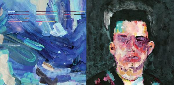 Matthew Dear Beams Michael Cina #paint