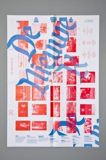 DRAWSWORDS / A Graphic Design Studio in Amsterdam #type #color #texture #dimention