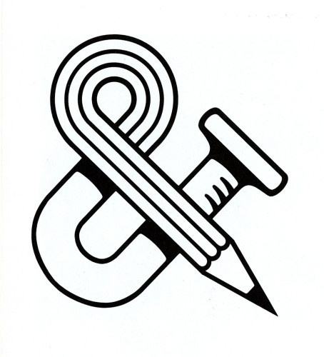 Ampersand by Dave Epstein Inc. in 1977 - AIGA Design Archives #ampersand