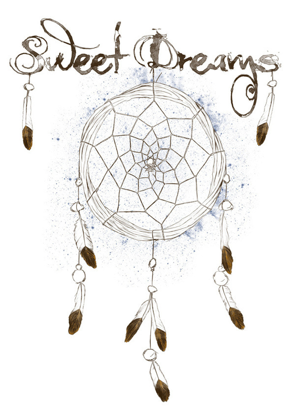 Sweet #sweet #joao #dreamcatcher #dreams #sketch